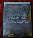 Русское коллекционное издание Uncharted 2: Among Thieves