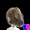 M 1917 Gas Mask (Unisex)